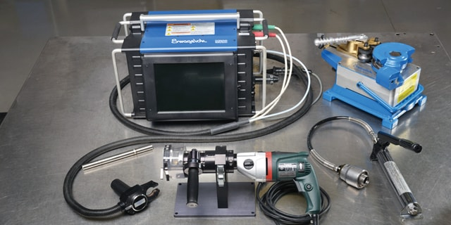 Image result for Orbital Welding system swagelok